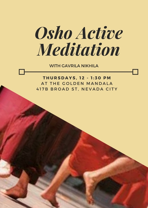 Osho Active Meditation